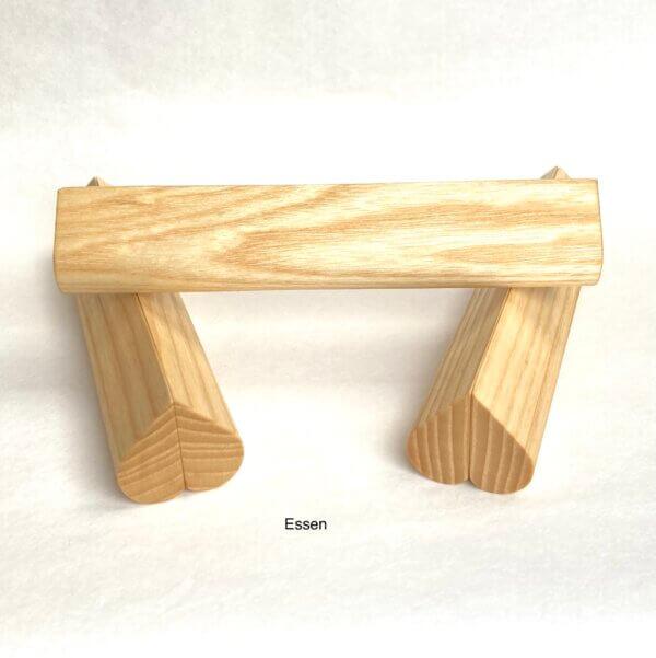 Essen houblokjes voorbeeld